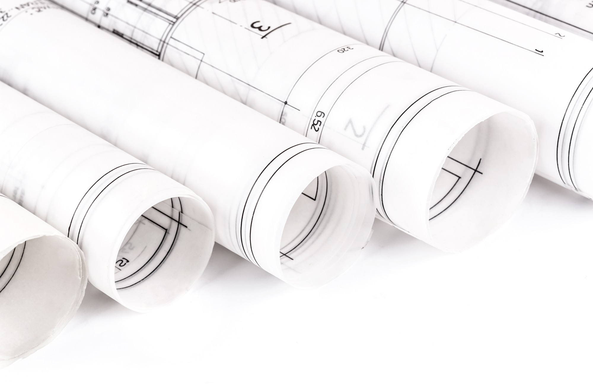 Rolled up environmental plans