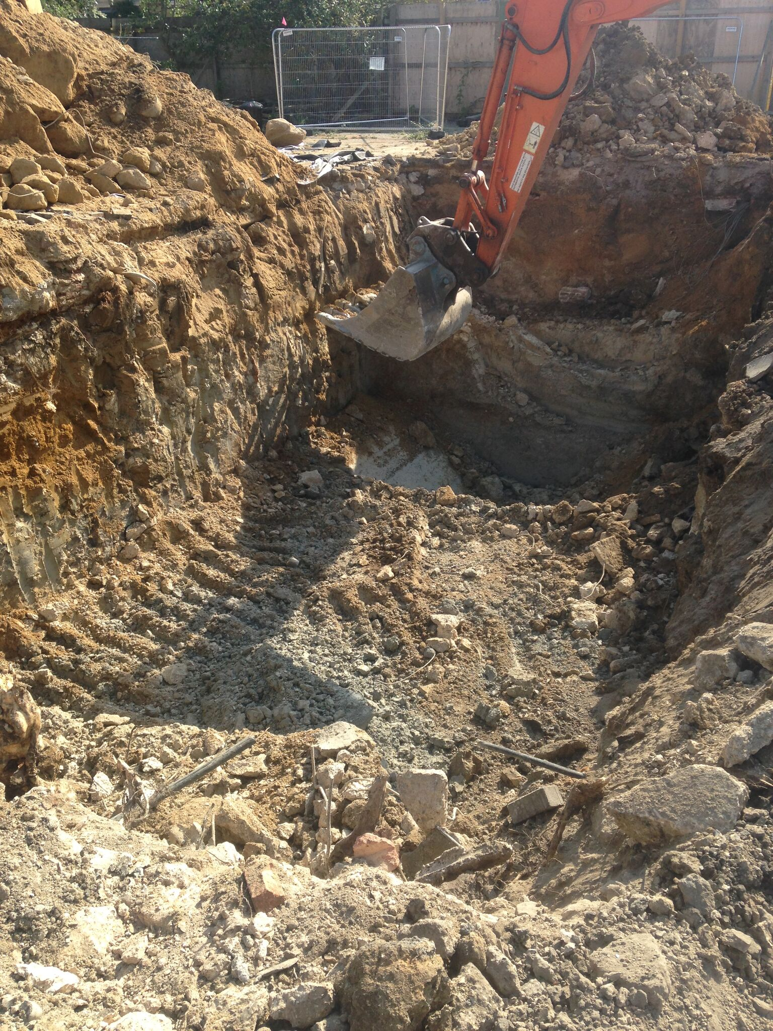 Geotechnical Excavation