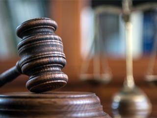 Image of a judges' gavel