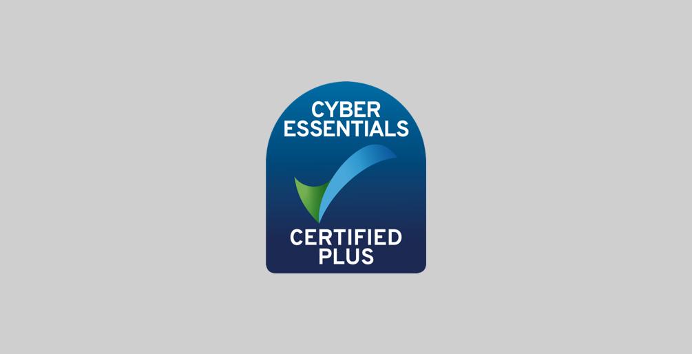Cyber-Essentials Plus Logo