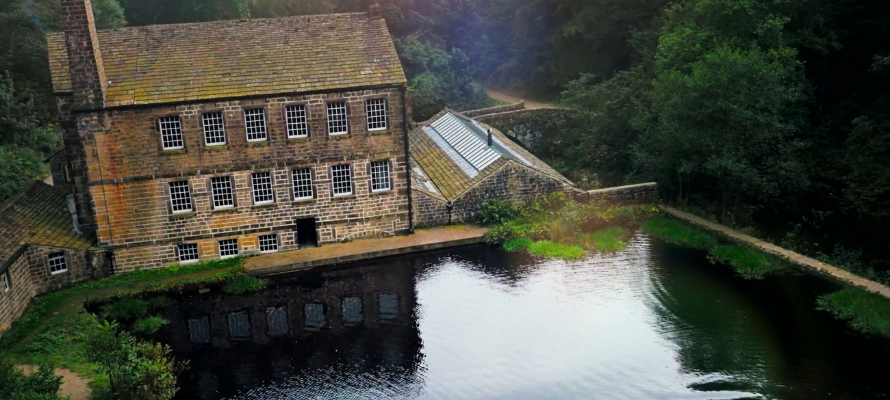 Gibson Mill, National Trust