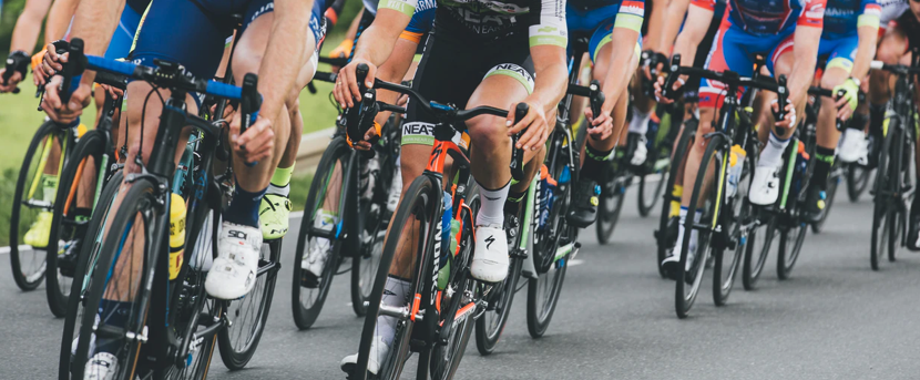 cyclists headshot
