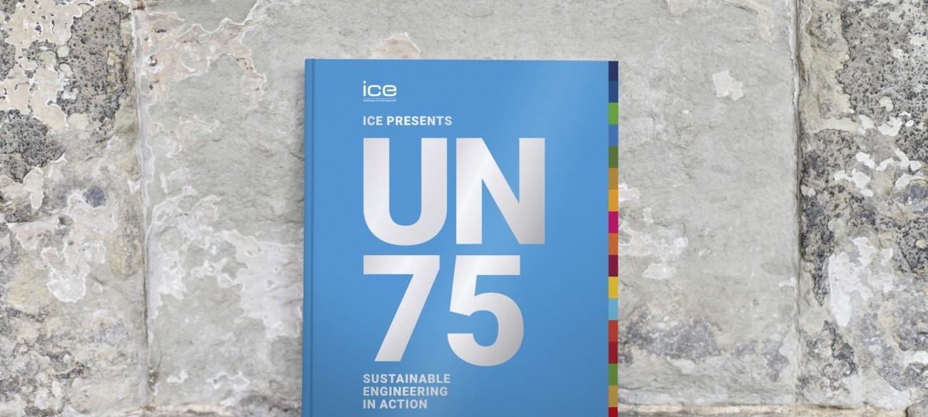 UN 75 Book cover