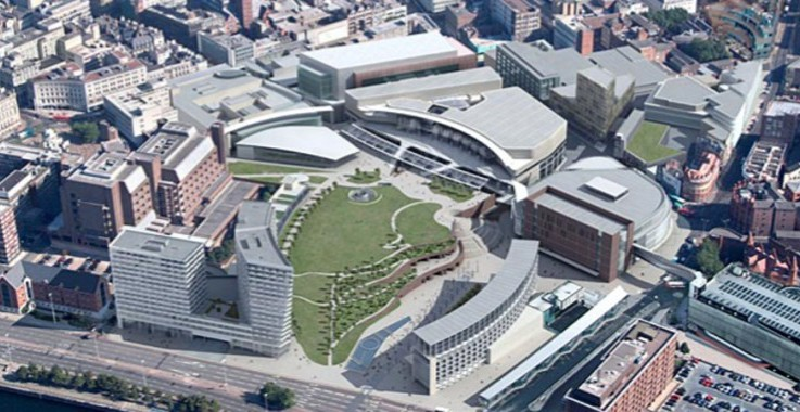 Contaminated Land - Liverpool One centre