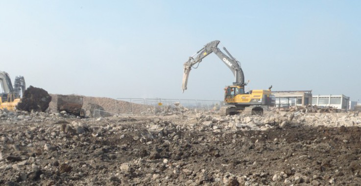 Geotechnical Contaminated Land