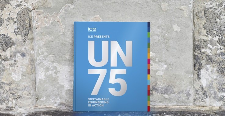 Delta-Simons - Editorial Contributor for UN 75 – Sustainable Engineering in Action Commemorative Book