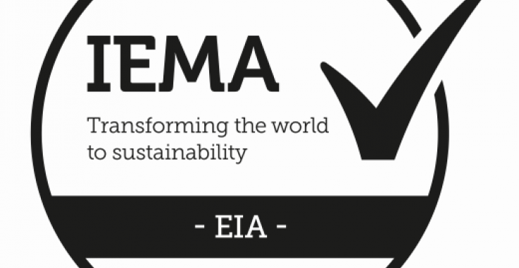 Early 2021 success - IEMA Quality Mark Status achieved