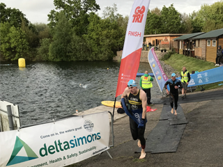 Delta-Simons Aquathon