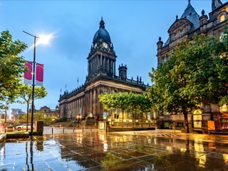 Growth of Leeds