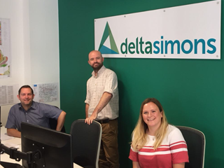 Delta-Simons London office