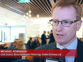 Michael Robinson talks to Cogeneration Channel