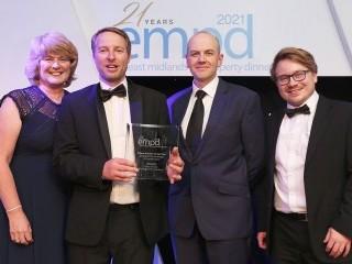EMPD Awards photo