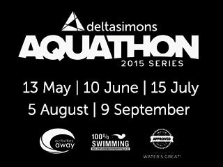 Team completes second Delta-Simons Aquathon of the series