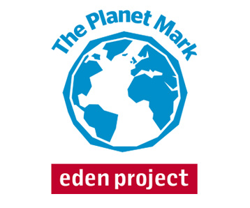 Eden Project - Planet Mark Sustainability Certification